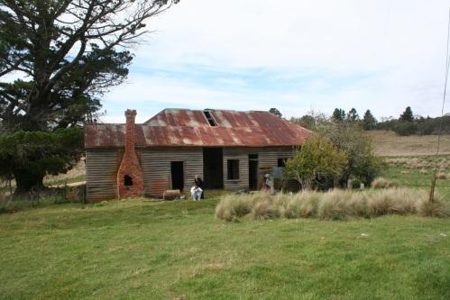 cottage deserted